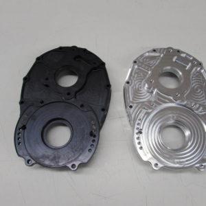 Crank Trigger Front Cover - Kistler Engine Parts