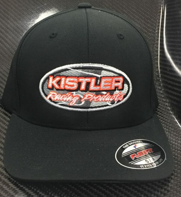 Kistler Racing Products Hat - Dirt Racing Hats FlexFit