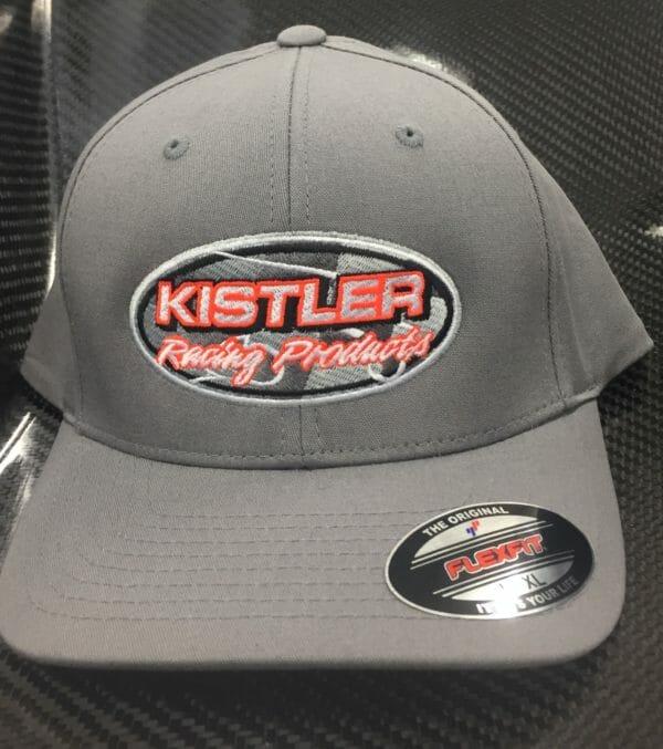Kistler Racing Products Hat - Dirt Racing Hats FlexFit Cap