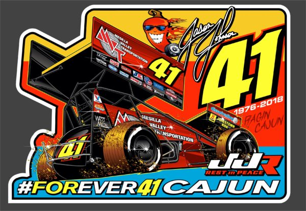 Jason Johnson sticker