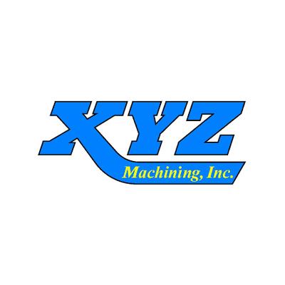 XYZ Machining Logo